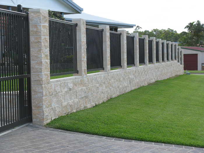 Masonry Fence Design Boundary wall cement design images about house fences on gardens boundary wall cement design pictures of brick wall fence in south africa workwithnaturefo
